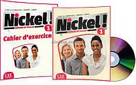 Французский язык / Nickel / Livre+Cahier d'activites. Учебник+Тетрадь (комплект), 1 / CLE International
