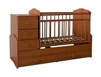 Выбираем детскую кроватку трансформер.