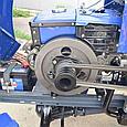 Мототрактор Zubr JR-Q15E NEW 4х4, фото 5