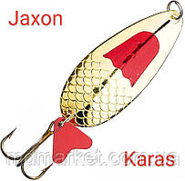 Блесна Jaxon Karas 10g Holo Select Золото