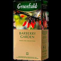 """Чай  черный в пакетиках Greenfield """"Barberry Garden"""" 25шт Барбарис"""