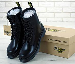Женские ботинки Dr.Martens Black