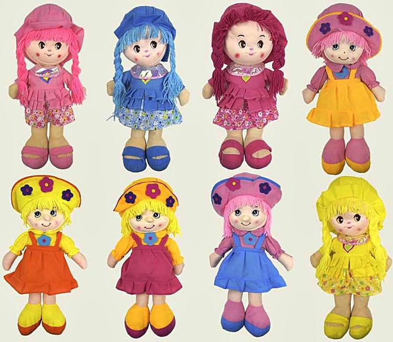Кукла мягкая