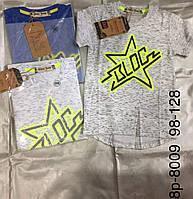 Трикотажные футболки для мальчиков Glass Bear  98-128 р.р.