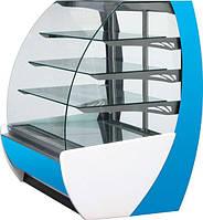 Кондитерская холодильная витрина KAMELEO 0.9 W