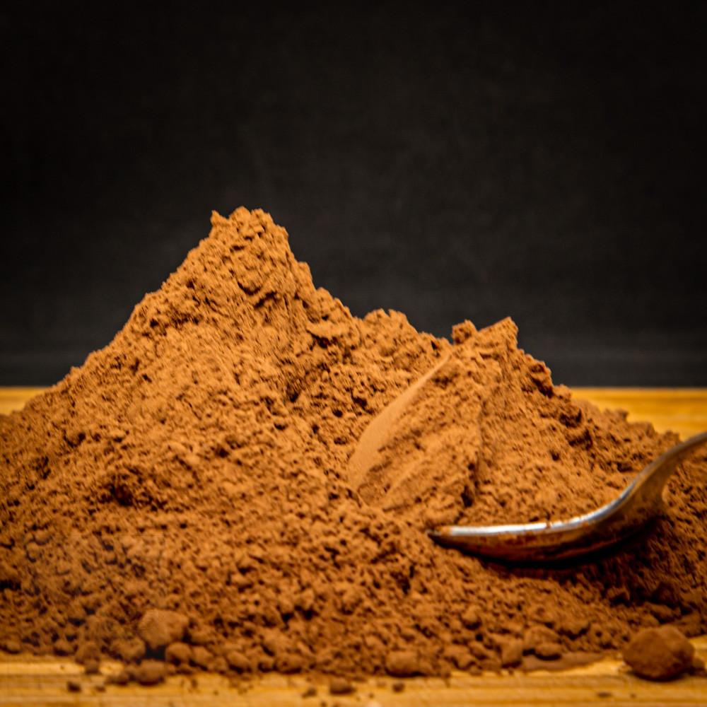 Какао порошок натуральний, ж.20%, 1кг. Нідерланди DeZaan