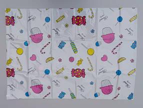 Набор вакуумных пакетов  с рисунком из 5 штук  и насосом ( 3 разных размера) для упаковки и хранения одежды., фото 3