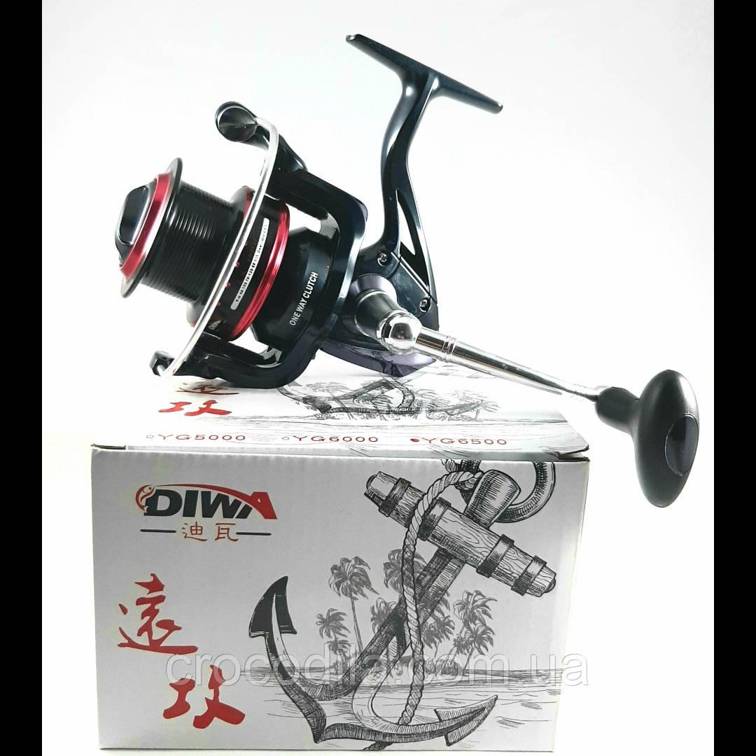 Фидерная катушка Diwa YG 6500 ( Shark XT 6500)