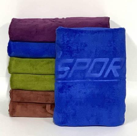 Полотенца спорт микрофибра, фото 2