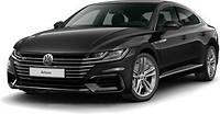 Коврики салона Volkswagen Arteon 2017- г.