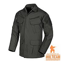 Китель Helikon-Tex® SFU NEXT® Shirt - PolyCotton Ripstop - Shadow Grey, фото 1