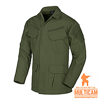 Китель Helikon-Tex® SFU NEXT® Shirt - PolyCotton Ripstop - Olive Green, фото 1