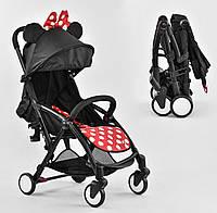 Детская прогулочная коляска JOY W 2290, футкавер