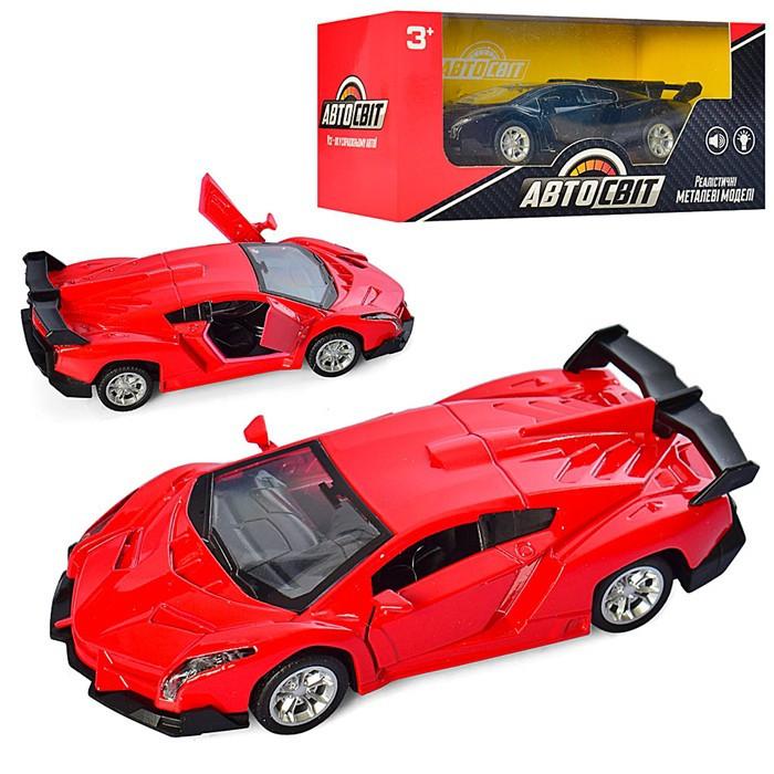 Машина метал. Lamborghini