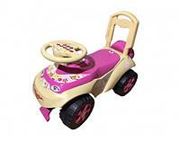 Машинка каталка Автошка Фламинго-Тойс 0142/R/07