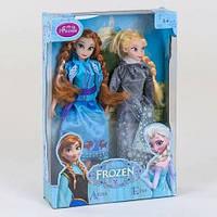 Набор кукол ZT 8818 В Frozen (Анна и Эльза)