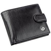 Портмоне для мужчин из натуральной кожи ST Leather 18835 Черный, фото 1