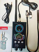 Детектор жучков прослушки, скрытых камер, gps трекеров gps маячков T9000
