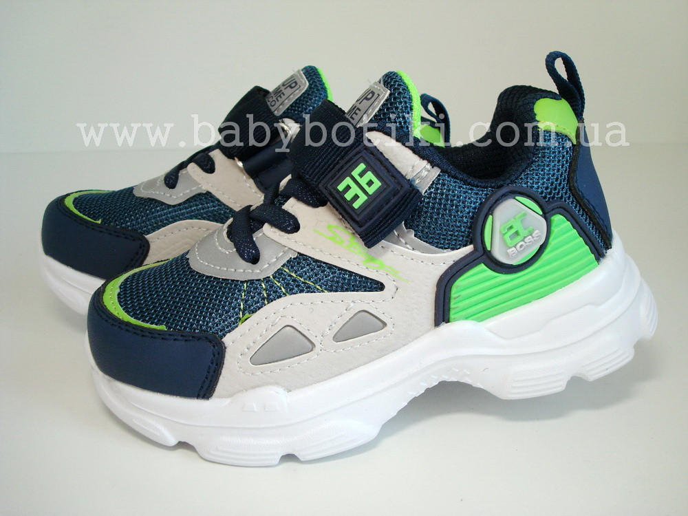 Модные кроссовки Tom.m.