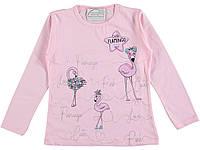 Джемпер кофточка для девочки 3-4, 4-5, 6-7, 7-8, 8-9 лет (5 ед. в уп.) трикотаж
