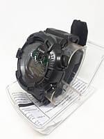 Часы электронные в пластиковой колбе Gasan черные, фото 2