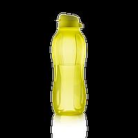Эко-бутылка (1,5 л) зеленая\саталовая, многоразовая бутылка для воды Tupperware (Оригинал)