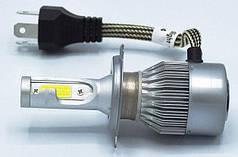 Комплект автомобильных LED ламп HLV C6 H4 5538