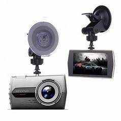 Видеорегистратор автомобильный DVR ночная подсветка HLV SD450 FullHD