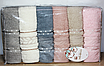 Банные турецкие полотенца Косичка, фото 4