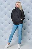 Жіноча демісезонна куртка 42-58 рр.(3 кольори), фото 2
