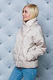 Жіноча демісезонна куртка 42-58 рр.(3 кольори), фото 3