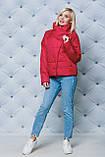 Жіноча демісезонна куртка 42-58 рр.(3 кольори), фото 6