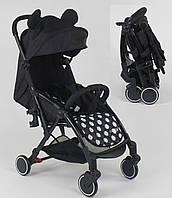Дитяча прогулянкова коляска JOY W 7710, футкавер