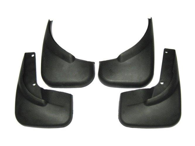 Брызговики для Volkswagen Jetta V 05-10 Комплект 4 шт.