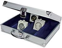 Кейс для монет в холдерах - SAFE Alu