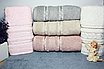 Лицевые турецкие полотенца Косичка, фото 2