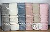 Лицевые турецкие полотенца Косичка, фото 3