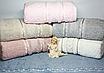 Лицевые турецкие полотенца Косичка, фото 4