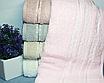 Лицевые турецкие полотенца Косичка, фото 5