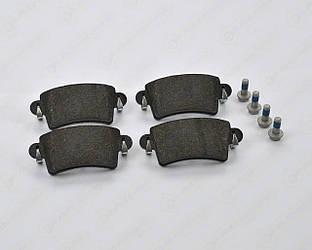 Дискові гальмівні колодки (задні) на Renault Master II 1998->2010 — Ferodo (Англія) - FVR1453