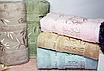 Лицевые бамбуковые полотенца Веточка, фото 4
