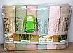 Лицевые бамбуковые полотенца Веточка, фото 5