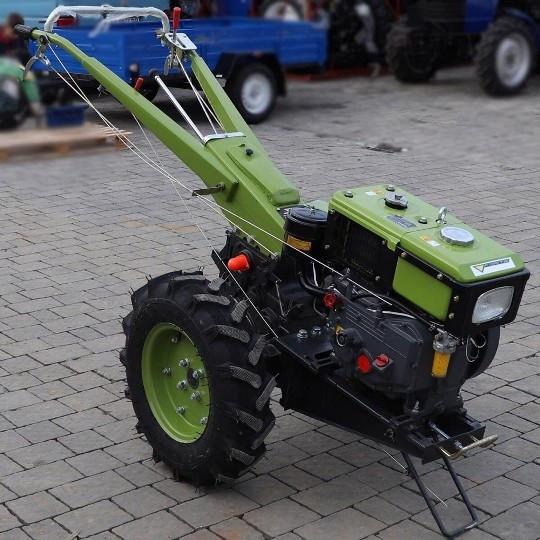 Мотоблок FORTE МД-81 зеленый