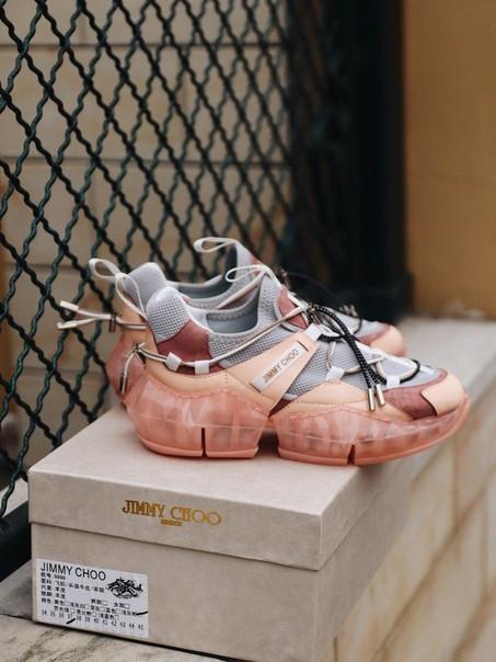 Стильні кросівки Jimmy Choo