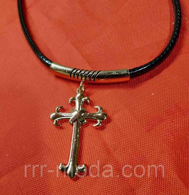 Бижутерия RRR кулоны Xuping оптом. Позолоченные кресты, эксклюзивные кресты с распятием оптом
