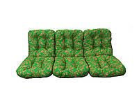 Комплект подушек для садовой качели 180 см (017)