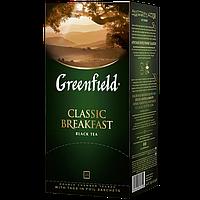 "Чай черный Greenfield в пакетиках  ""Classic Breakfast"" (1уп/25шт)"
