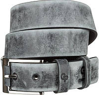 Ремень мужской Grande Pelle 11050 Серый, фото 1