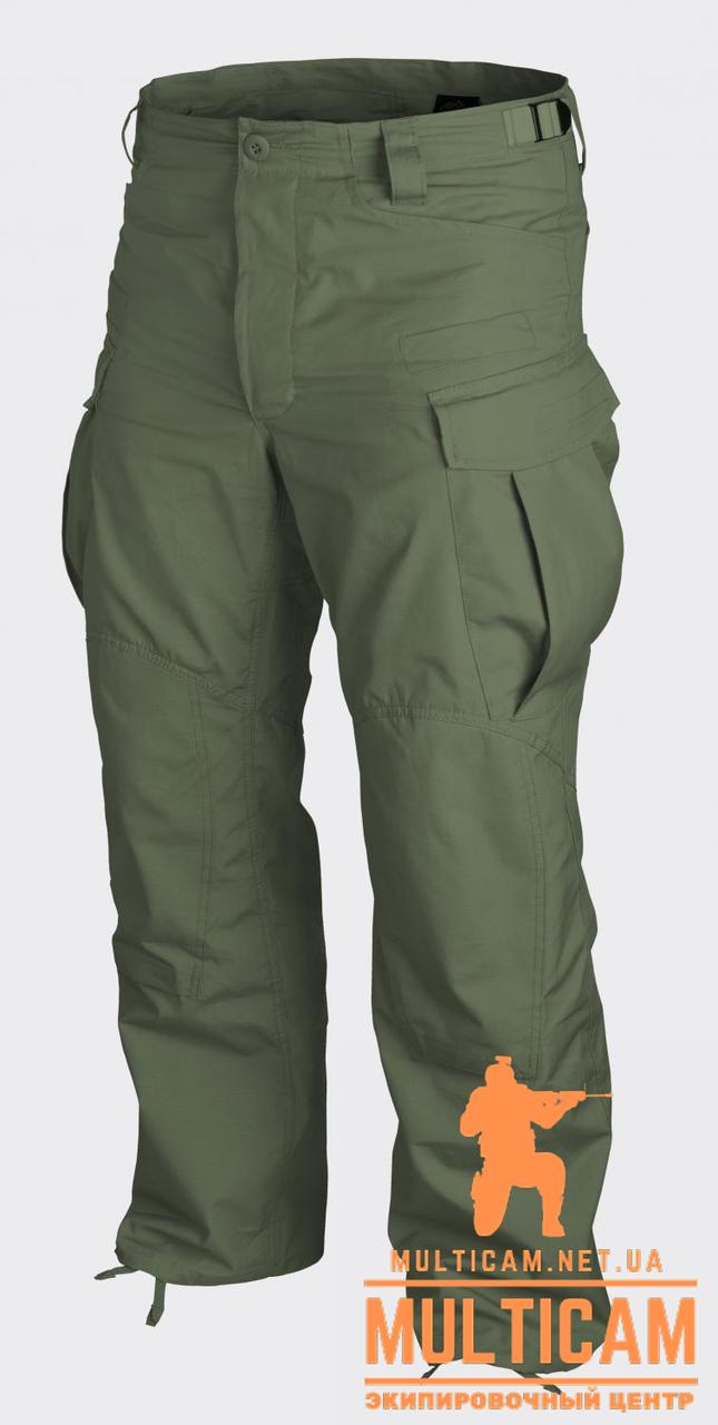 Брюки Helikon-Tex® SFU Pants® - PolyCotton Ripstop - Olive Green