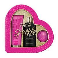 Подарочный набор Baylis & Harding Prosecco Fizz Pink (Великобритания) Крем д/душа+лосьон д/тела +бомбочка